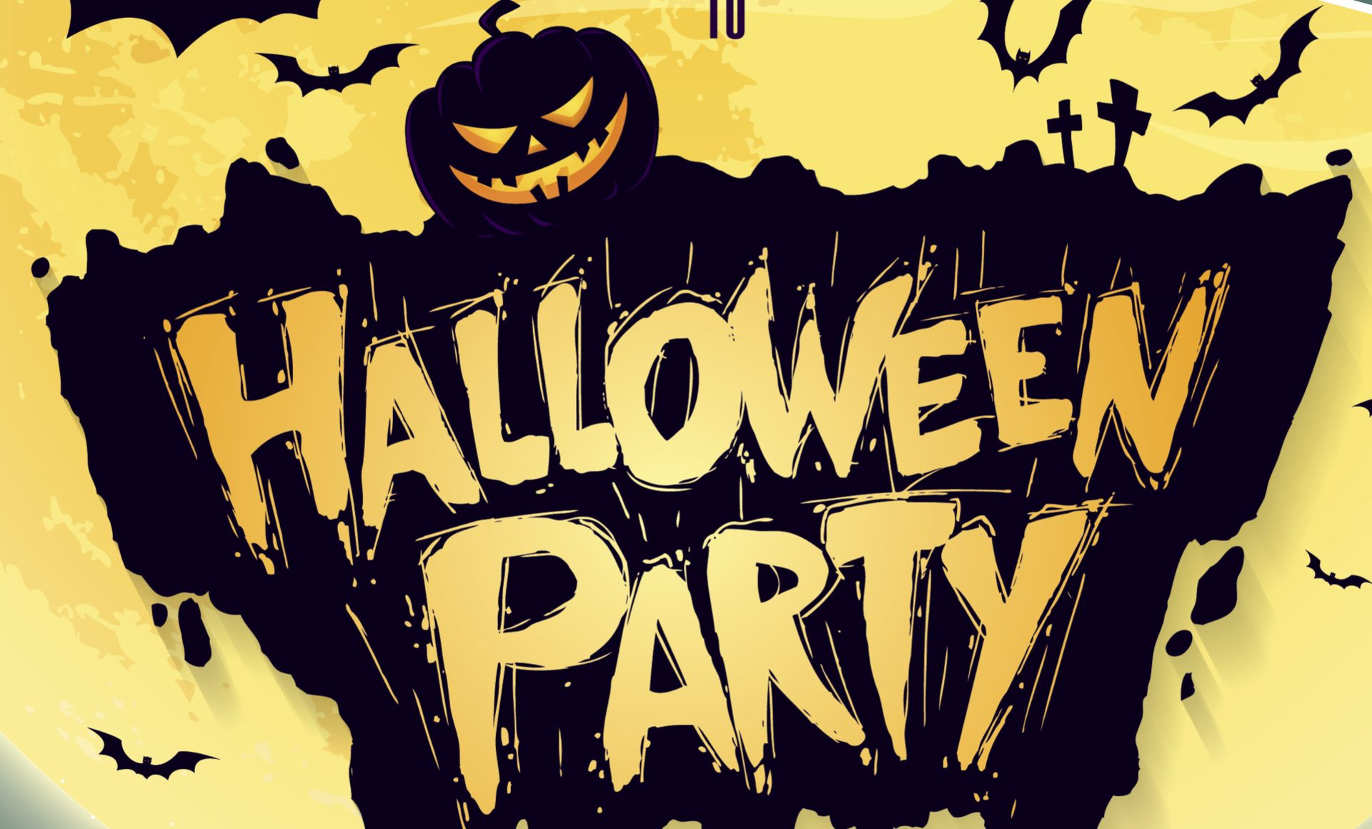 Halloween party 2017 child with food inc 1 adult for Where to have a halloween party